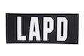 MilSpex LAPD Patch - Small <font color=red>(HOLIDAY SALE)</font>