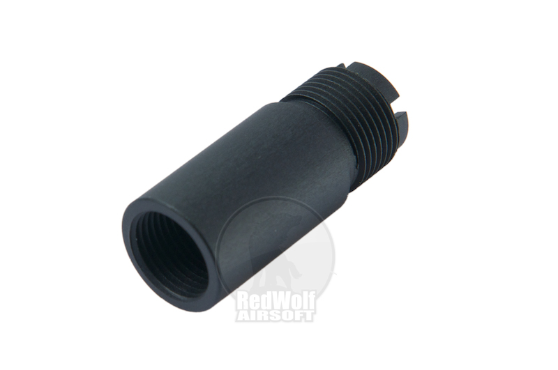 PDI Silencer Attachment 14mm CCW For KSC / KWA NP7