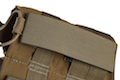 S&S Precision Plate Frame 5.56 2 Magazine Pouch - Coyote Tan<font color=red> (Clearance)</font>