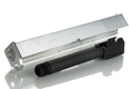 PGC Metal Slide with Screw Barrel for Marui Model 17 (Silver)