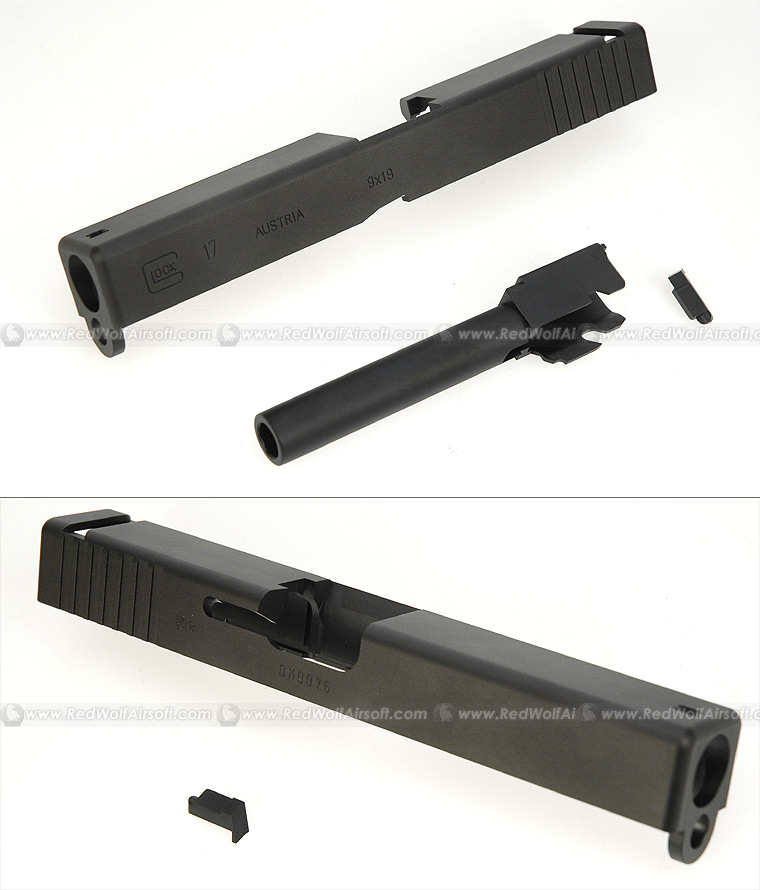PGC G17 Metal Slide Kit for Marui G17