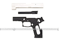 PGC P226R Metal Kit for Marui P226 (Railed) -Silver/Black for Marui P226