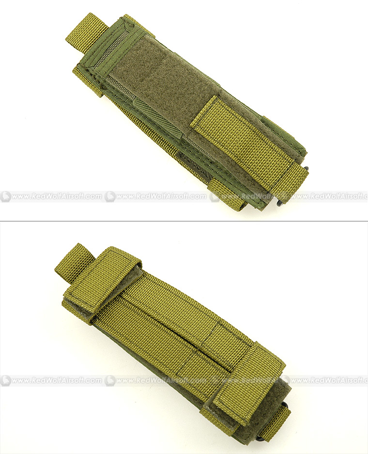 PANTAC Baton Holder (OD/Cordura) <font color=yellow>(Clearance)</font>