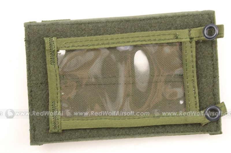 PANTAC Card Holder (OD, Cordura)