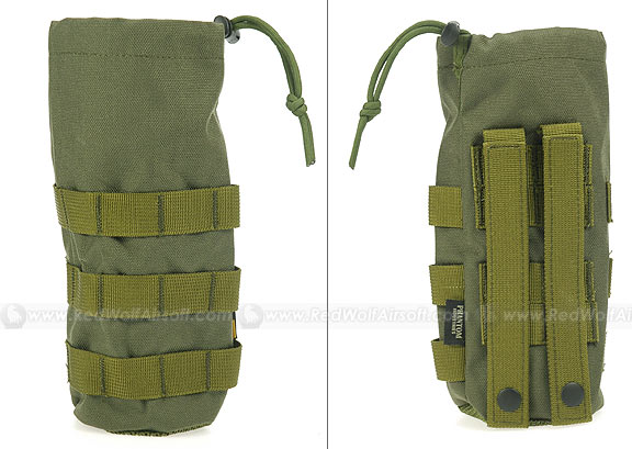 PANTAC Molle Water Bottle Pouch (OD/ CORDURA)
