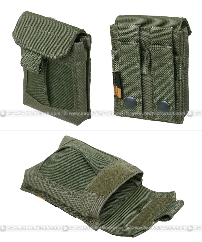 PANTAC Molle Medical Gloves Pouch (RG / Cordura)
