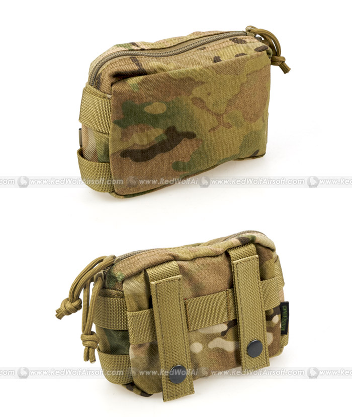 PANTAC Small Molle Accessories Pouch (Crye Precision Multicam, Cordura)