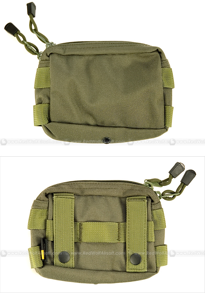 PANTAC Small Molle Accessories Pouch (OD, Cordura)