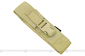 PANTAC Silencer Holder (Khaki/Cordura) <font color=yellow> (Year End Sale)</font> <font color=red>(Free Shipping Deal)</font>