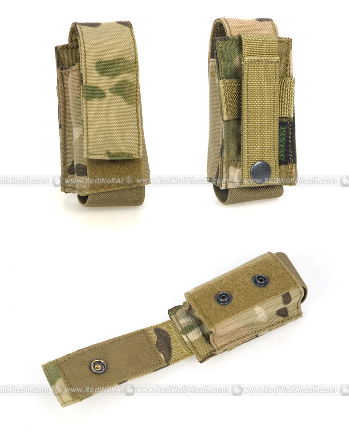 PANTAC 40mm Grenade Shell Pouch (Crye Precision Multicam / CORDURA)