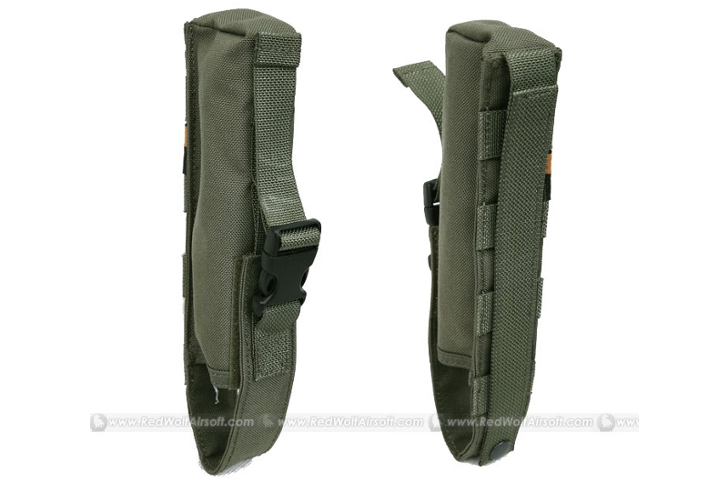 PANTAC Single Pop Flare Pouch (RG / CORDURA)