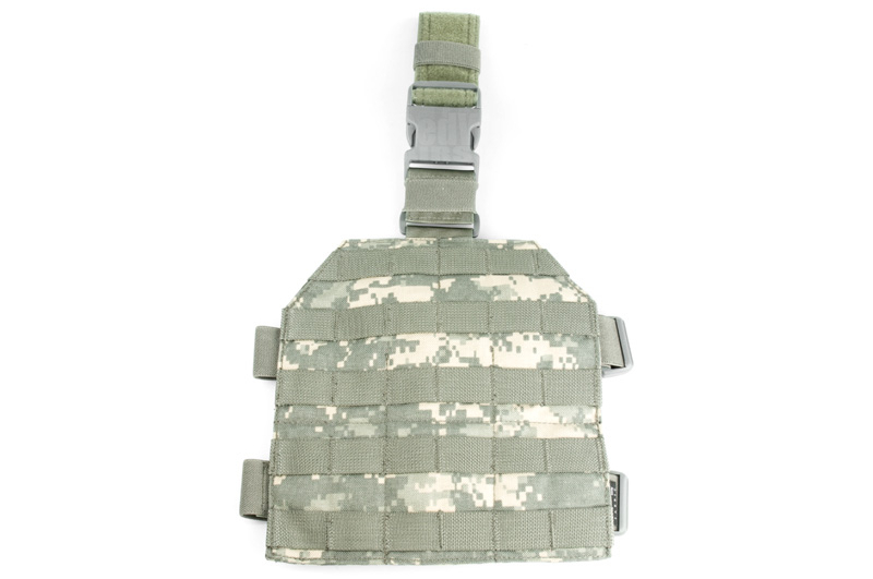 PANTAC Molle Style Leg Panel (ACU / Cordura) <font color=red> (Clearance)</font>