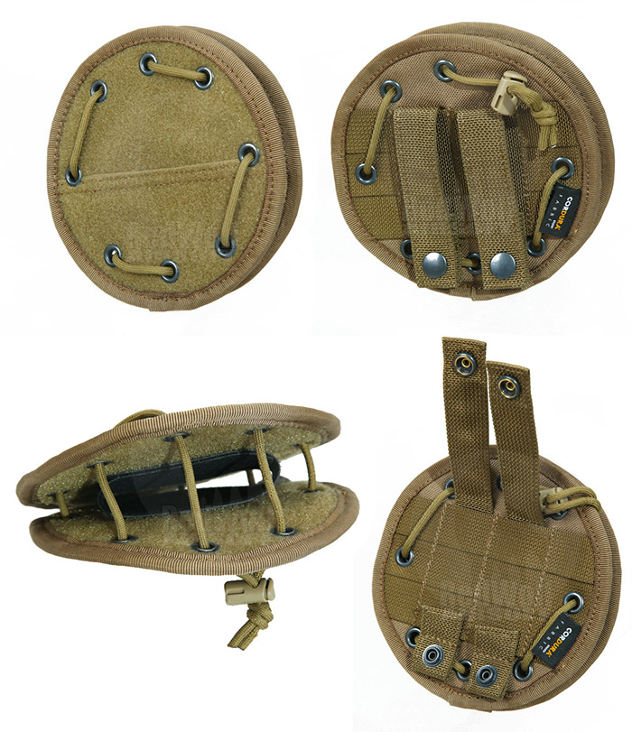 Pantac MALICE Knife Holder (Coyote Brown / Cordura)