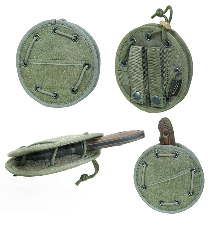 PANTAC MALICE Knife Holder (Ranger Green / Cordura)