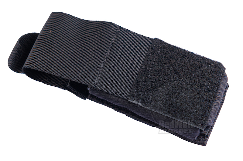 PANTAC Molle Single M16 Magazine New Pouch With Insert (Cordura / Black)