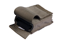PANTAC Molle Single M16 Magazine New Pouch With Insert (Cordura / Ranger Green)