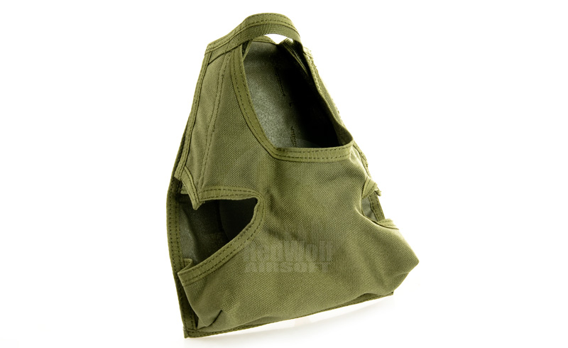 PANTAC RAV Gas Mask Bag (OD / Cordura) <font color=yellow>(Clearance)</font>