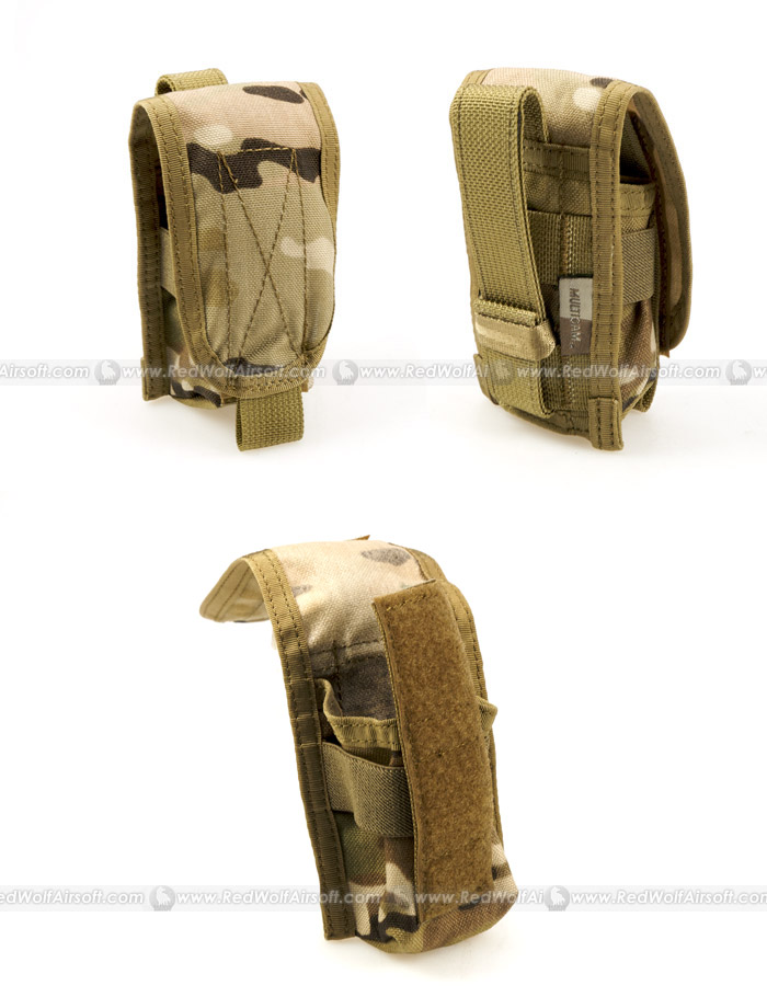 PANTAC RAV Flash Light Holder (Crye Precision Multicam / CORDURA)