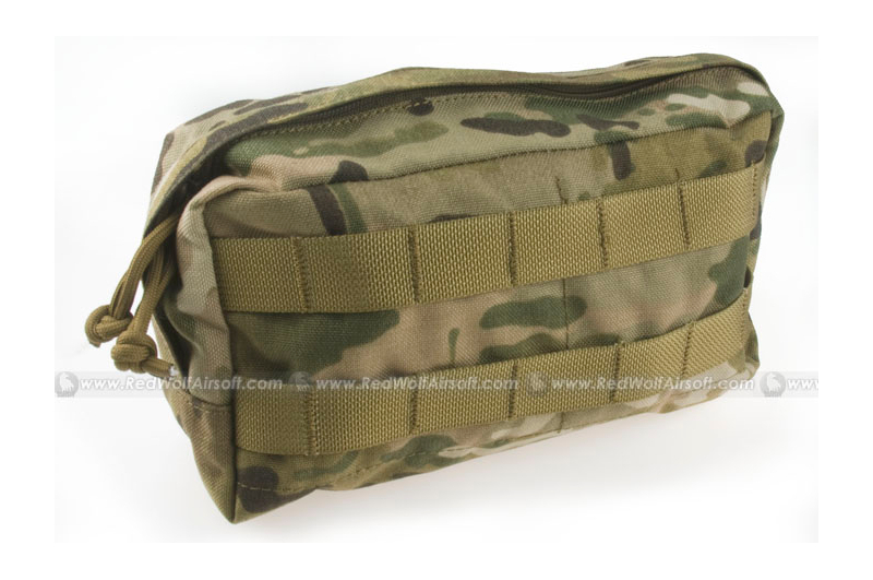 PANTAC Spec Ops Series Molle Horizontal Pouch (Crye Precision Multicam, Cordura)