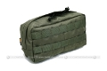 PANTAC Spec Ops Series Molle Horizontal Pouch (RG / Cordura)