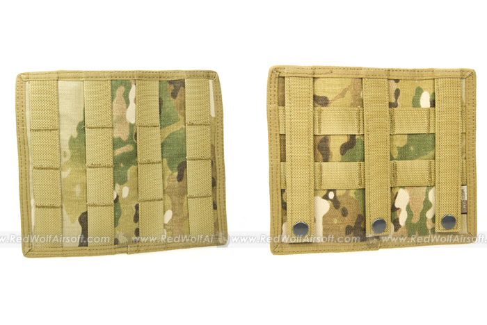 Pantac MOLLE Horizontal Mount Adapter (Crye Precision Multicam / CORDURA)