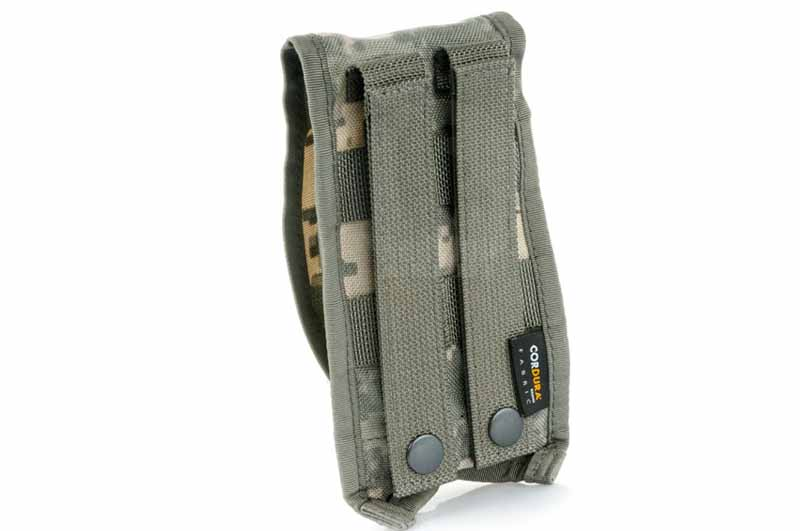 PANTAC SDS Molle Single M16 Double Mag Pouch (ACU / Cordura) <font color=red> (Clearance)</font>