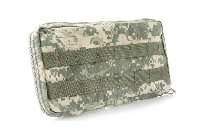 PANTAC SpecOps Thin Utility Pouch (ACU / Cordura) <font color=red> (Clearance)</font>