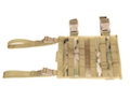 PANTAC MOLLE Upright Drop Leg Panel (Crye Precision Multicam / Cordura) <font color=red> (Black Friday Deal)</font>