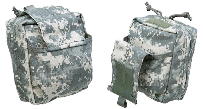 PANTAC Molle Spec Ops Medical Pouch (ACU / Cordura) <font color=red> (Clearance)</font>