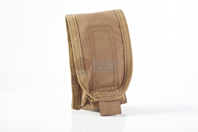 PANTAC Molle Tornado Grenade / Flash Light Holder (CB / Cordura) <font color='red'>(Blowout Sale)</font>