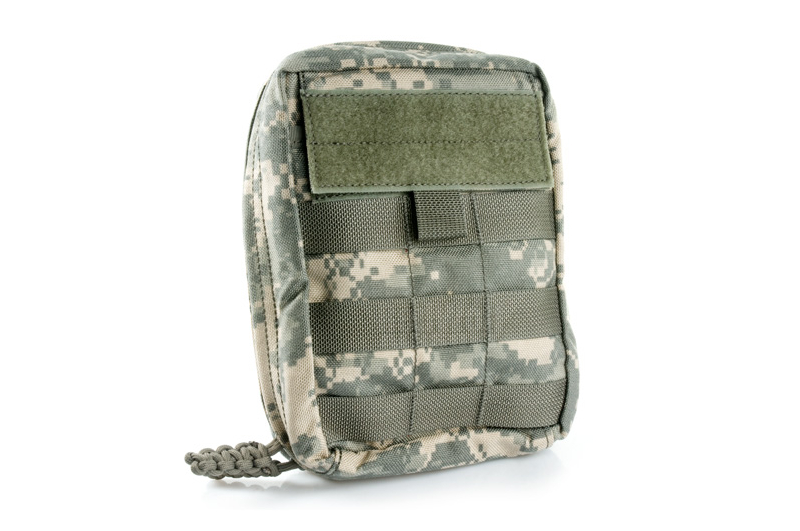 PANTAC Molle Large Medical Pouch (ACU / Cordura) <font color=red> (Clearance)</font>