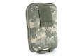 PANTAC Molle Stealth Drop Pouch (Medium / ACU / Cordura) <font color=red> (Clearance)</font>