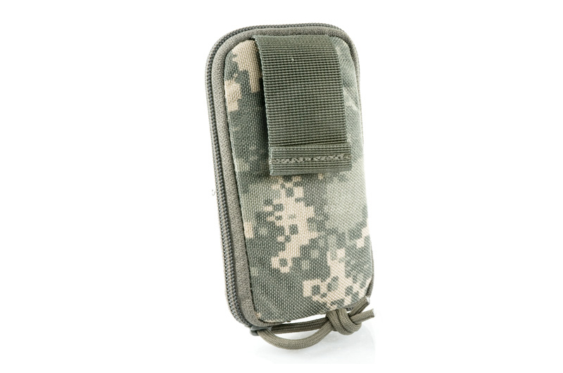 PANTAC Molle Stealth Drop Pouch (Small / ACU / Cordura) <font color=red> (Clearance)</font>