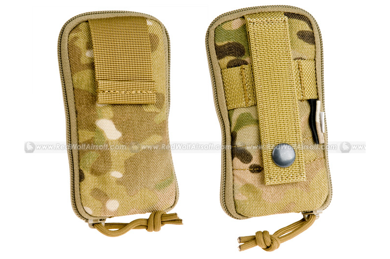 PANTAC Molle Stealth Drop Pouch Small (Crye Precision Multicam / Cordura)