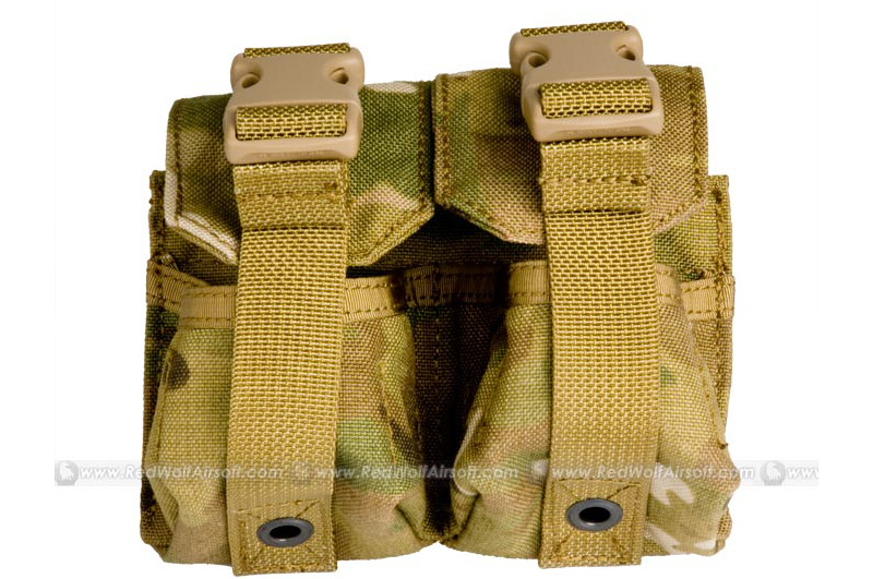 PANTAC Molle Dual Fragment Grenade Pouch (Crye Precision Multicam / Cordura)