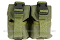 PANTAC Molle Dual Fragment Grenade Pouch (OD / Cordura)