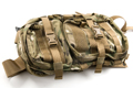 PANTAC Molle Rattlesnake Hydration Backpack (Cordura / Crye Precision Multicam)
