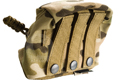 PANTAC Molle Medium Shell Utility Pouch (Cordura / Crye Precision Multicam)