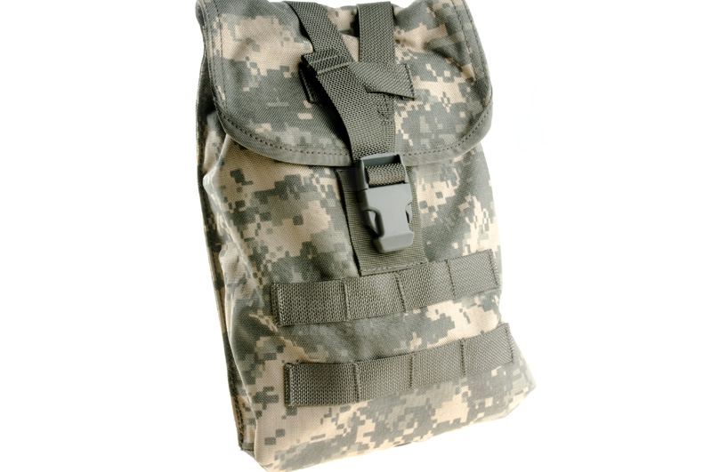 PANTAC Molle Charger Pouch (ACU / Cordura) <font color=red> (Clearance)</font>