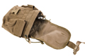 PANTAC Molle Canteen Pouch (Cordura / Coyote Brown)