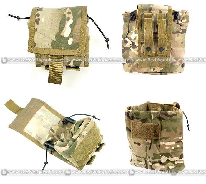 PANTAC Molle Folding Magazine Drop Pouch (MC*)