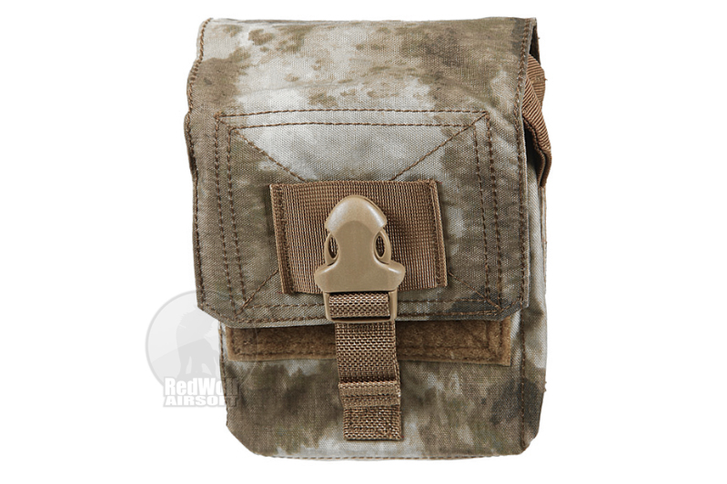 PANTAC Molle M60 100RD Ammo Pouch (A-TACS / Cordura)