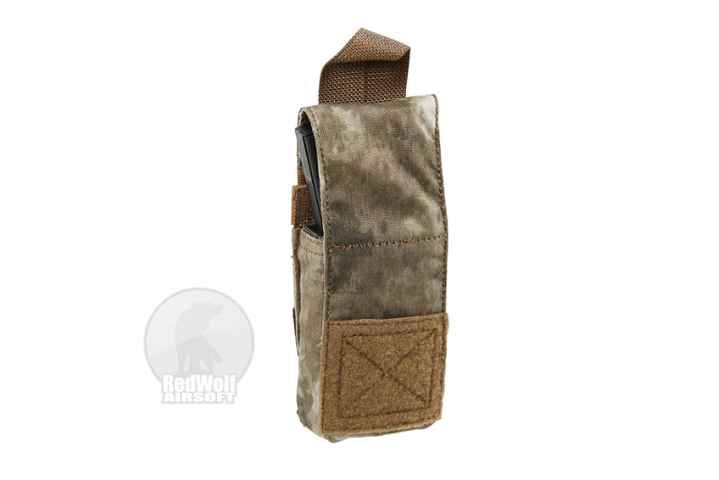 PANTAC Molle Single M16 Magazine New Pouch With Insert (A-TACS / Cordura)