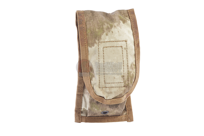 PANTAC SDS Molle Single M16 Double Mag Pouch (A-TACS / Cordura) <font color=yellow>(Clearance)</font>