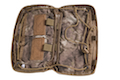 PANTAC SpeOps Thin Utility Pouch (A-TACS / Cordura) - Deluxe Version