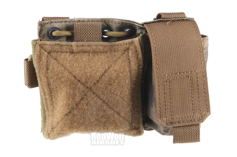 PANTAC Molle Small Administrative Pouch (A-TACS / Cordura)