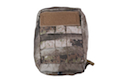 PANTAC Molle Large Medical Pouch (A-TACS / Cordura) - Deluxe Version <font color=yellow>(Clearance)</font>