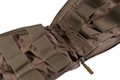 PANTAC Molle Large Medical Pouch (A-TACS / Cordura) - Deluxe Version
