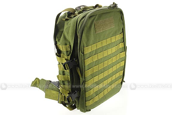 PANTAC A-III Molle Medical Pack (OD)  <font color=red>(HOLIDAY SALE)</font>