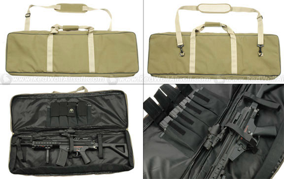 PANTAC Rifle Carry Bag (Khaki / CORDURA) - 914mm
